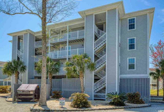 423 Surfside Dr. #202, Surfside Beach, SC 29575 (MLS #1907498) :: The Litchfield Company