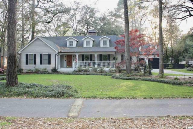 995 Little Creek Rd., Myrtle Beach, SC 29572 (MLS #1907503) :: The Litchfield Company