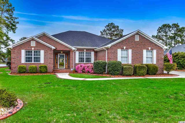 8249 Forest Lake Dr., Conway, SC 29526 (MLS #1907504) :: The Litchfield Company