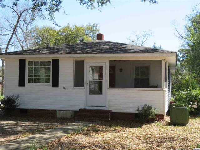 614 N Congdon St., Georgetown, SC 29440 (MLS #1907550) :: The Litchfield Company