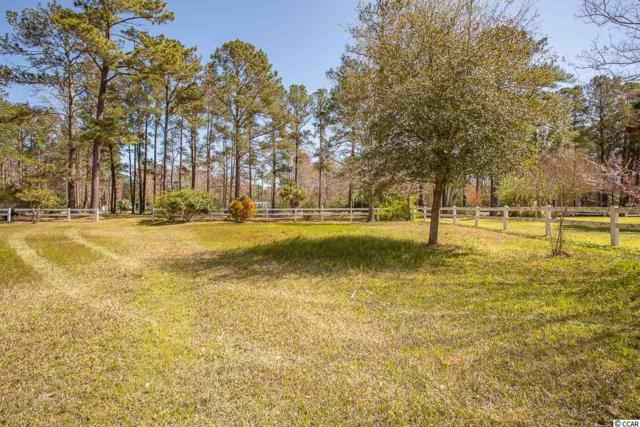 Cypress Dr., Little River, SC 29566 (MLS #1907554) :: The Litchfield Company