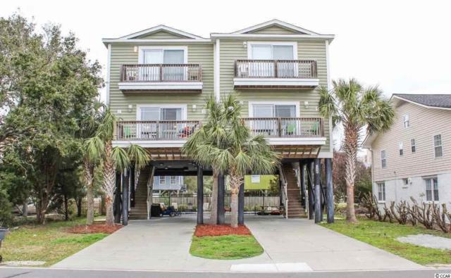 124-A Vista Dr., Garden City Beach, SC 29576 (MLS #1907559) :: The Hoffman Group