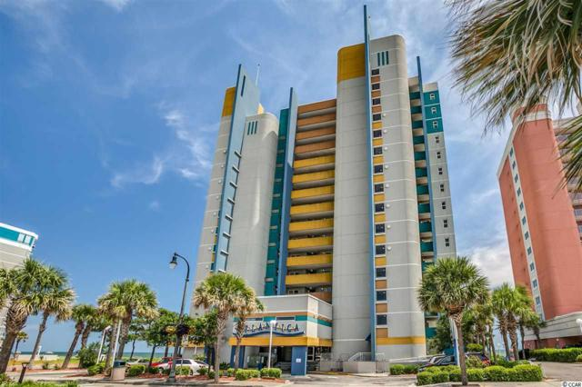 1700 N Ocean Blvd. #1253, Myrtle Beach, SC 29577 (MLS #1907579) :: The Hoffman Group