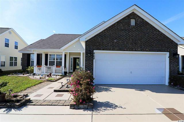868 Indian Wood Ln., Myrtle Beach, SC 29588 (MLS #1907582) :: Jerry Pinkas Real Estate Experts, Inc