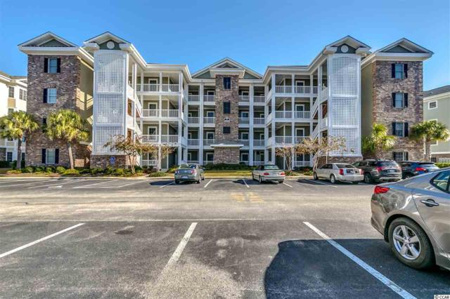 4883 Luster Leaf Circle #102, Myrtle Beach, SC 29577 (MLS #1907604) :: The Lachicotte Company