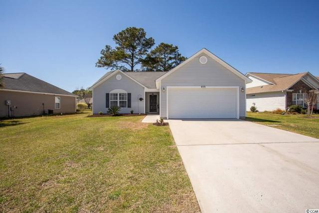 875 Sultana Dr., Little River, SC 29566 (MLS #1907619) :: The Litchfield Company
