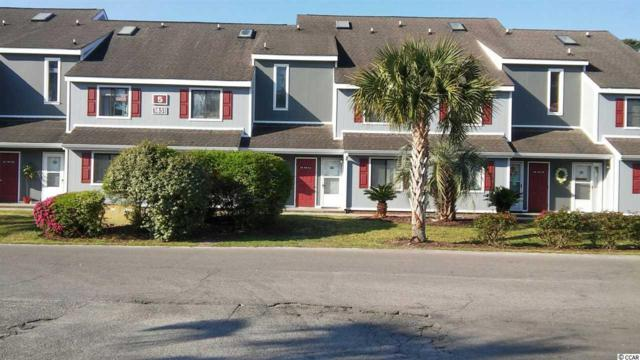 1851 Colony Dr. 5F, Myrtle Beach, SC 29575 (MLS #1907650) :: James W. Smith Real Estate Co.