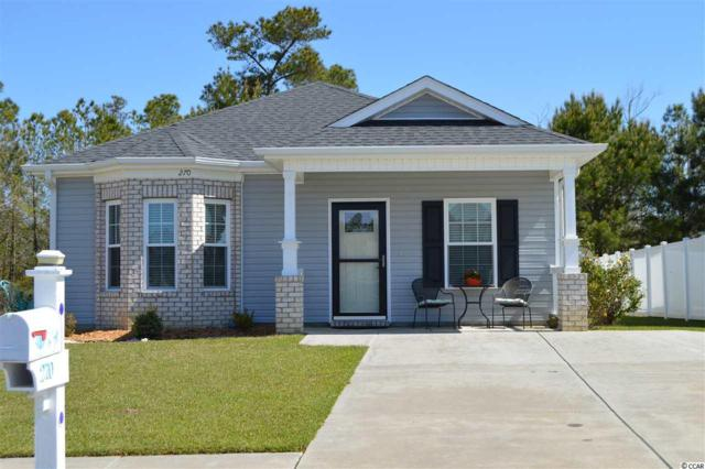 270 Seagrass Loop, Myrtle Beach, SC 29588 (MLS #1907655) :: The Litchfield Company