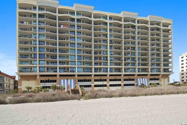 603 S Ocean Blvd. #602, North Myrtle Beach, SC 29582 (MLS #1907659) :: Hawkeye Realty