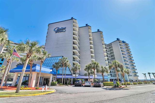 200 N 76th Ave. N #210, Myrtle Beach, SC 29572 (MLS #1907662) :: James W. Smith Real Estate Co.