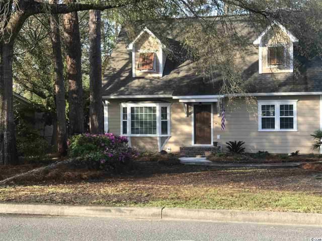 613 62nd Ave. N, Myrtle Beach, SC 29572 (MLS #1907670) :: The Litchfield Company