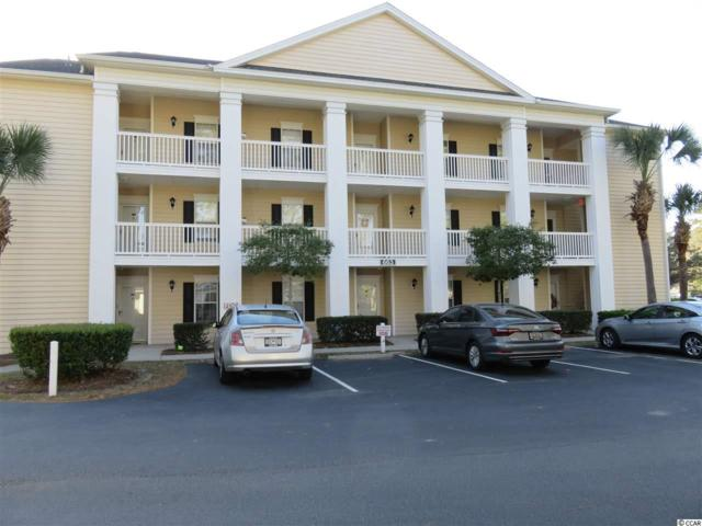 663 Woodmoor Dr. #303, Murrells Inlet, SC 29576 (MLS #1907692) :: The Hoffman Group