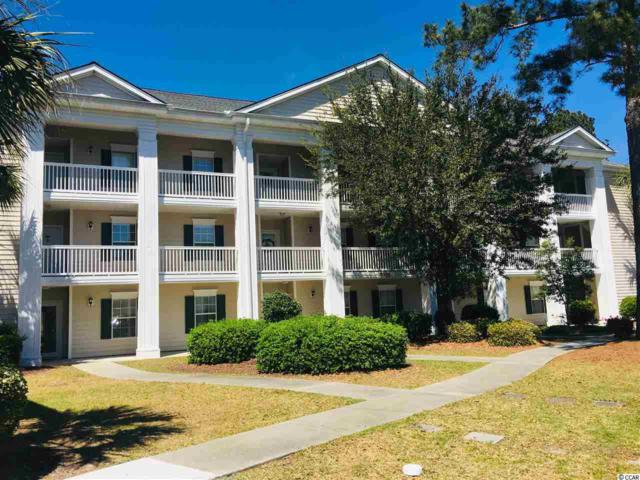 5050 Windsor Green Way #201, Myrtle Beach, SC 29579 (MLS #1907707) :: The Trembley Group
