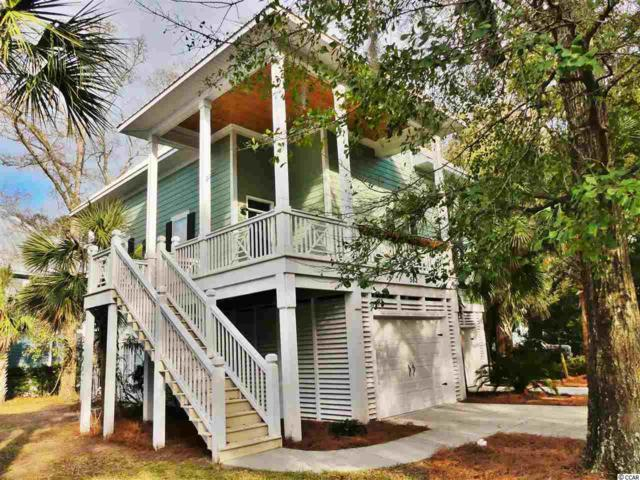582 Collins Ave., Murrells Inlet, SC 29576 (MLS #1907741) :: The Litchfield Company