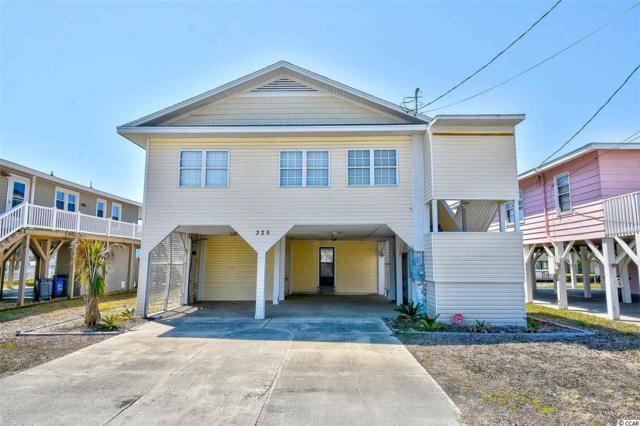 325 53rd Ave. N, North Myrtle Beach, SC 29582 (MLS #1907754) :: Garden City Realty, Inc.