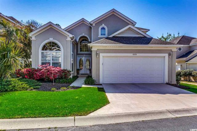 4309 Windy Heights Dr., North Myrtle Beach, SC 29582 (MLS #1907774) :: The Litchfield Company