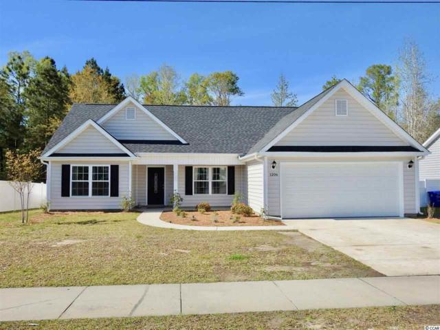 1206 Pecan Grove Blvd., Conway, SC 29527 (MLS #1907775) :: The Litchfield Company