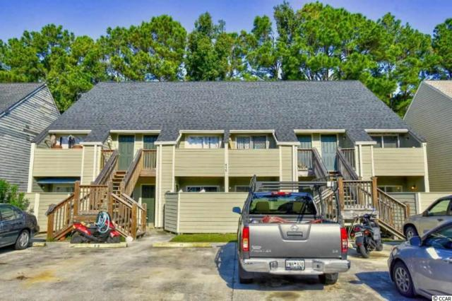 415 Cambridge Circle E-1, Murrells Inlet, SC 29576 (MLS #1907776) :: The Litchfield Company