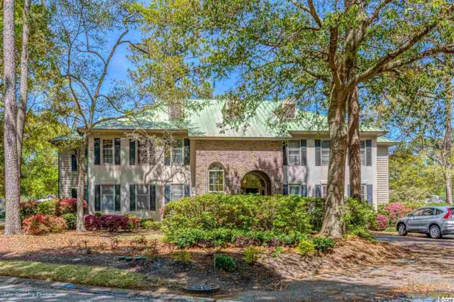 109 Golden Bear Dr. A3, Pawleys Island, SC 29585 (MLS #1907781) :: The Lachicotte Company