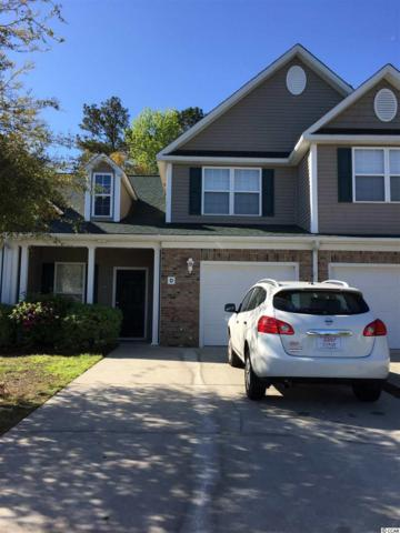 616 D Indigo Bunting Ln. D, Murrells Inlet, SC 29576 (MLS #1907783) :: United Real Estate Myrtle Beach