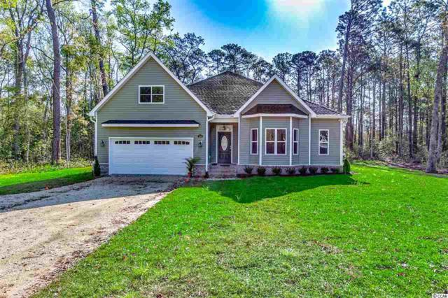 306 Hill Dr., Pawleys Island, SC 29585 (MLS #1907793) :: The Hoffman Group