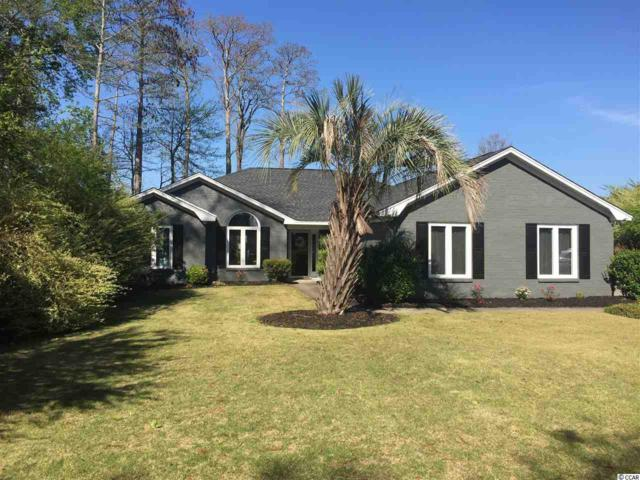 8111 Timber Ridge Rd., Conway, SC 29526 (MLS #1907829) :: The Litchfield Company
