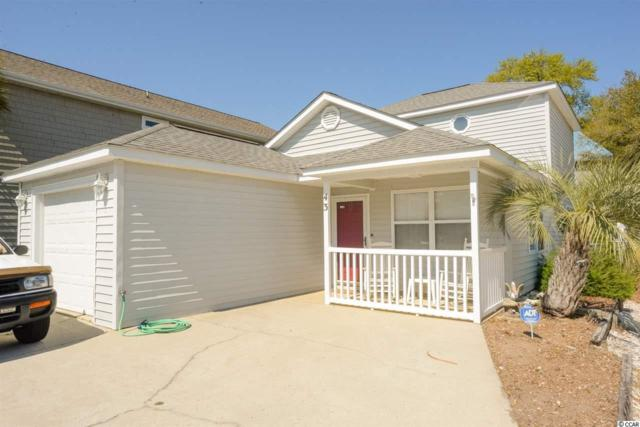 829 9th Ave. S, North Myrtle Beach, SC 29582 (MLS #1907847) :: The Hoffman Group