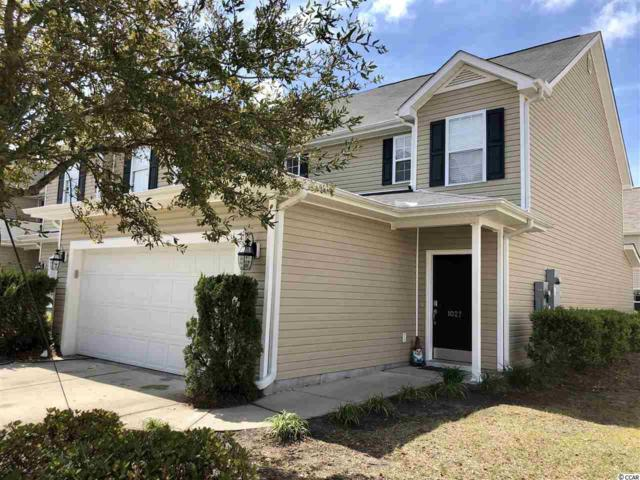1027 Fairway Ln. #1027, Conway, SC 29526 (MLS #1907865) :: Garden City Realty, Inc.