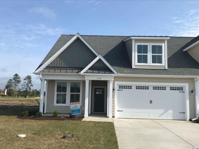 430 Goldenrod Circle 12-A, Little River, SC 29566 (MLS #1907887) :: The Litchfield Company