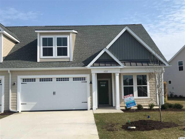 422 Goldenrod Circle 12-C, Little River, SC 29566 (MLS #1907888) :: The Hoffman Group