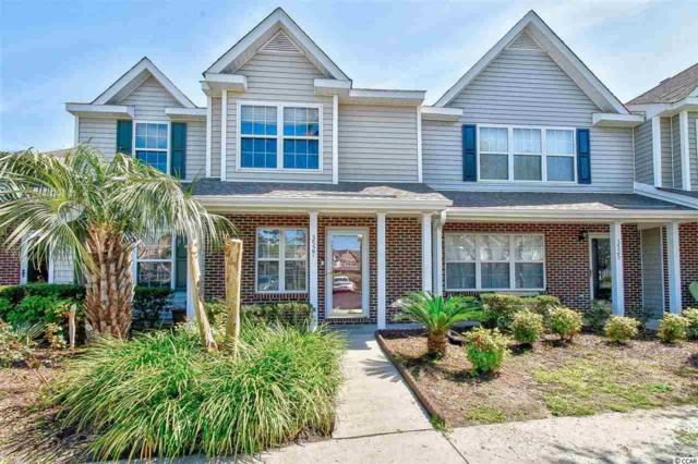 3527 Crepe Myrtle Ct. #3527, Myrtle Beach, SC 29577 (MLS #1907903) :: Hawkeye Realty