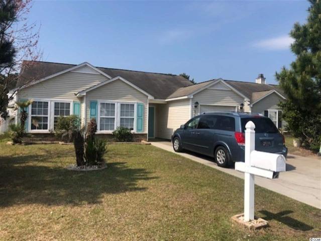 3106 Regency Oak Dr., Myrtle Beach, SC 29579 (MLS #1907921) :: Right Find Homes