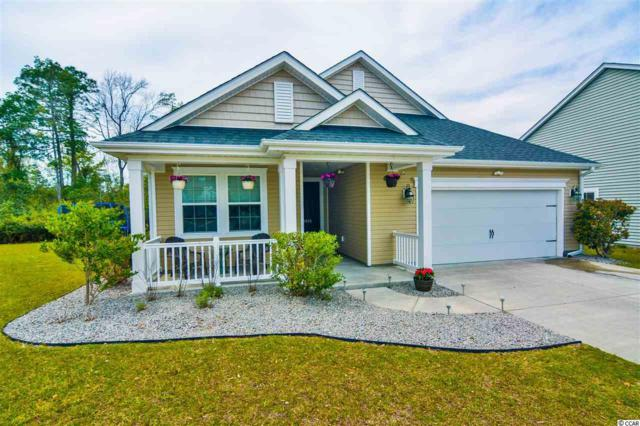 4112 Briar Patch Ct., Myrtle Beach, SC 29579 (MLS #1907927) :: The Hoffman Group