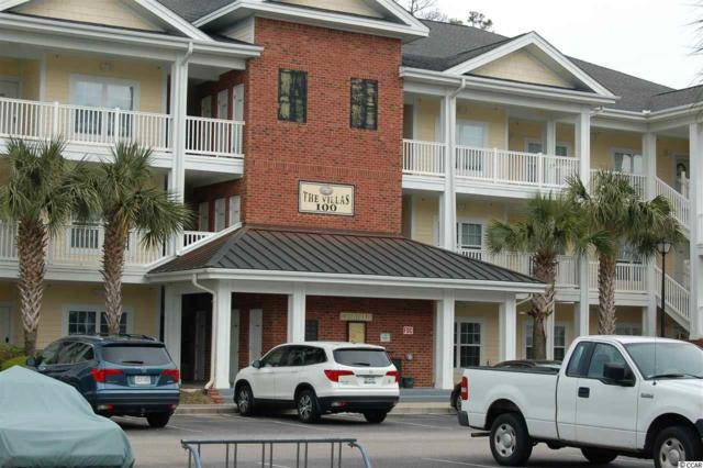 1000 Ray Costin Way #112, Murrells Inlet, SC 29576 (MLS #1907937) :: Right Find Homes