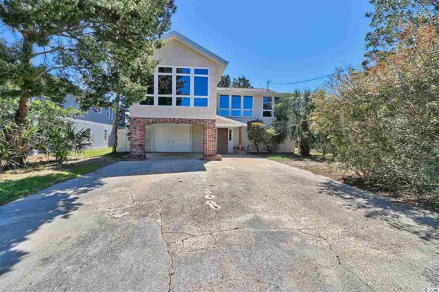 155 Sportsman Dr., Pawleys Island, SC 29585 (MLS #1907953) :: James W. Smith Real Estate Co.