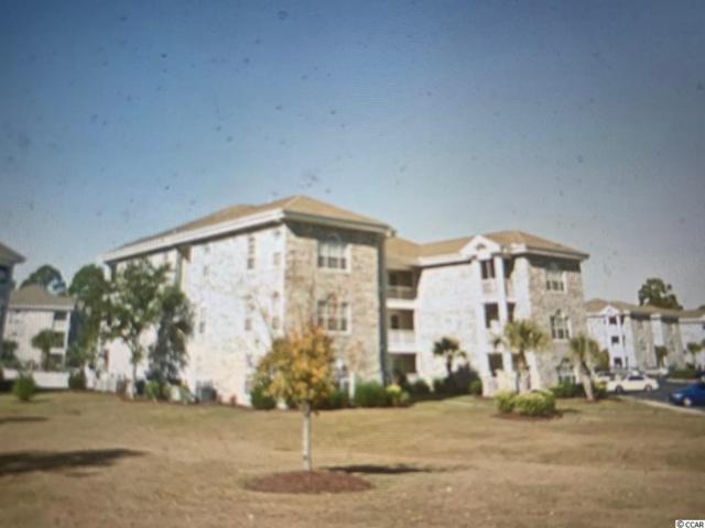 4687 Wild Iris Dr. #105, Myrtle Beach, SC 29572 (MLS #1907964) :: The Lachicotte Company