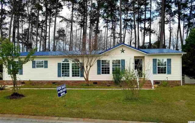 6550 Amberwood Ct., Myrtle Beach, SC 29588 (MLS #1908008) :: The Hoffman Group