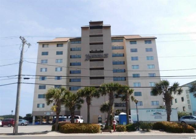 704 S Ocean Blvd. #704, North Myrtle Beach, SC 29582 (MLS #1908009) :: James W. Smith Real Estate Co.