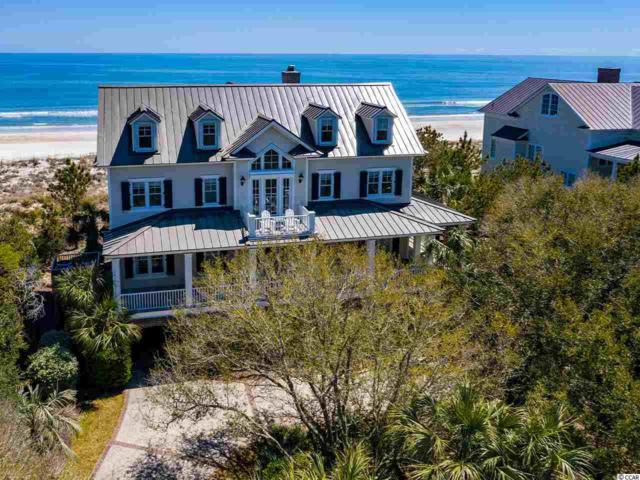 727 Beach Bridge Rd., Pawleys Island, SC 29585 (MLS #1908042) :: Garden City Realty, Inc.