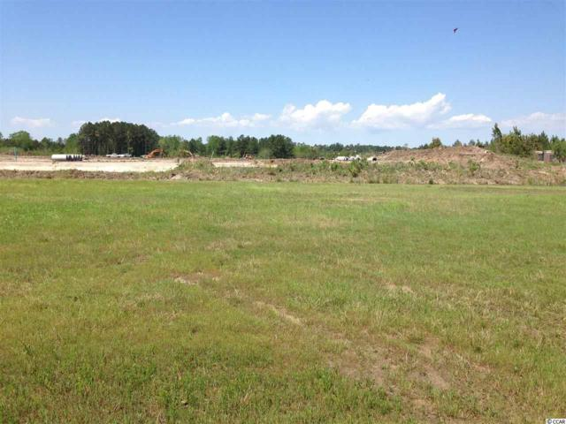 Lot 4 Harbour View Dr., Myrtle Beach, SC 29579 (MLS #1908145) :: The Litchfield Company