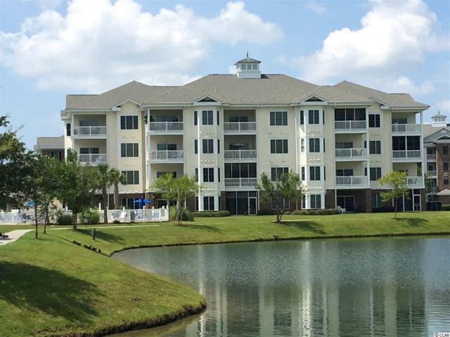 4812 Magnolia Lakes Dr. #303, Myrtle Beach, SC 29577 (MLS #1908150) :: The Trembley Group