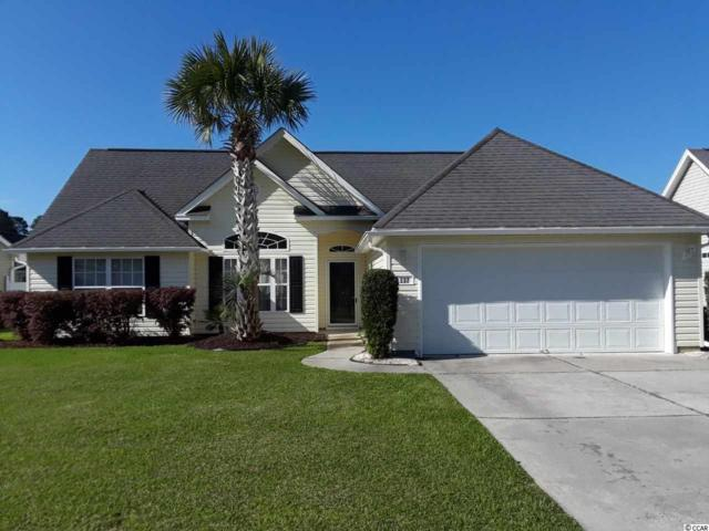 137 Governors Loop, Myrtle Beach, SC 29588 (MLS #1908163) :: The Hoffman Group