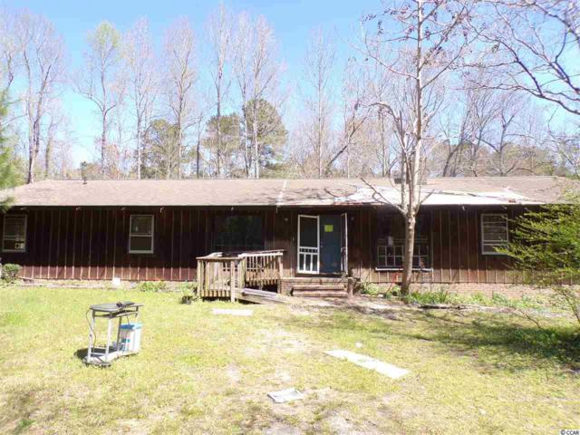 504 Gilchrist Rd., Mullins, SC 29574 (MLS #1908199) :: Sloan Realty Group