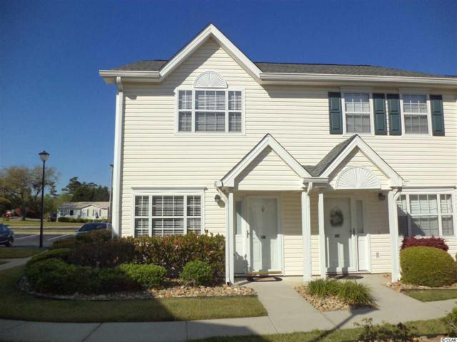 611 2nd Ave. S 16A, North Myrtle Beach, SC 29582 (MLS #1908202) :: The Hoffman Group