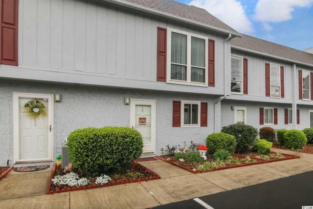 835 Villa Dr. #835, North Myrtle Beach, SC 29582 (MLS #1908245) :: Right Find Homes