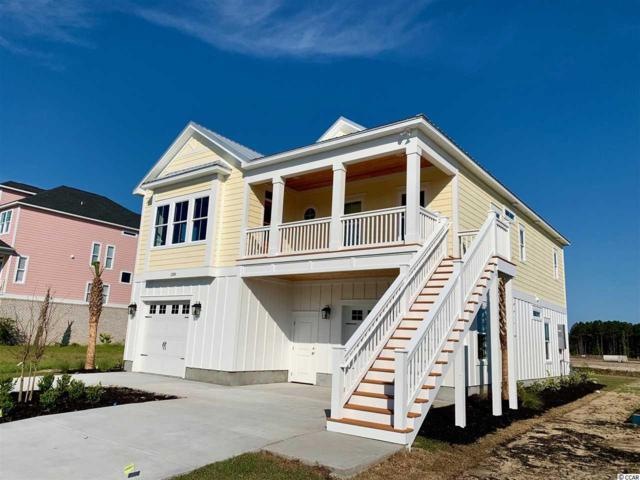 330 Harbour View Dr., Myrtle Beach, SC 29579 (MLS #1908251) :: The Litchfield Company