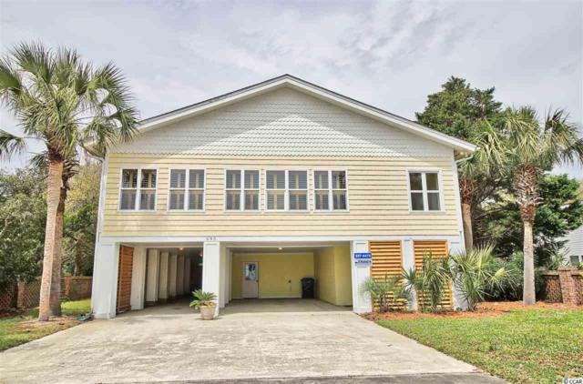 695 Parker Dr., Pawleys Island, SC 29585 (MLS #1908279) :: James W. Smith Real Estate Co.