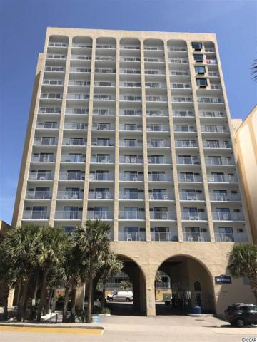 1207 S Ocean Blvd. #51402, Myrtle Beach, SC 29577 (MLS #1908283) :: The Hoffman Group