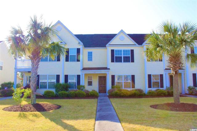 4588 Livorn Loop #4588, Myrtle Beach, SC 29579 (MLS #1908291) :: The Lachicotte Company