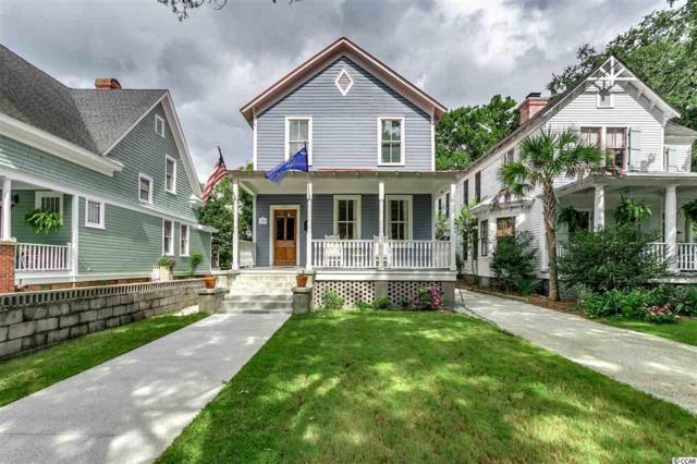 121 Broad St., Georgetown, SC 29440 (MLS #1908316) :: The Litchfield Company
